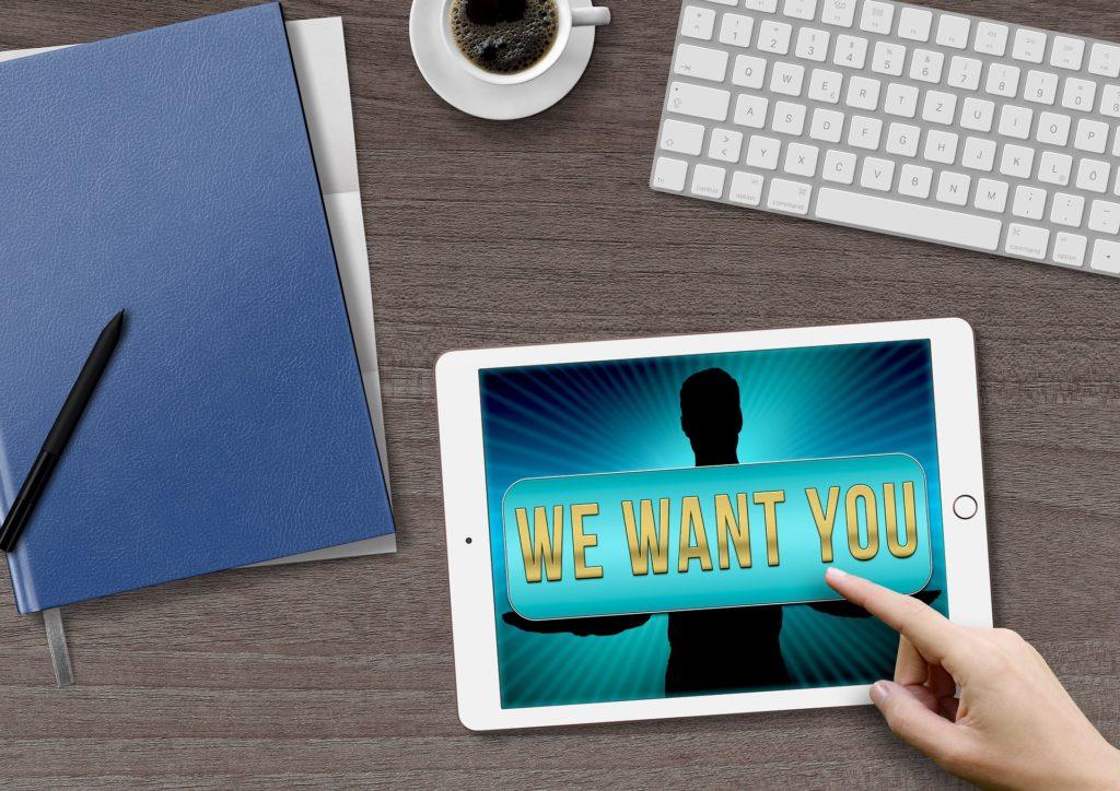 אפליקציה לחיפוש עבודה